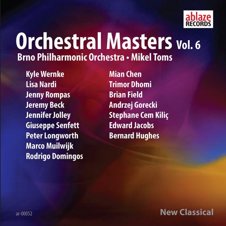 ABLAZE Orchestral Masters Vol6