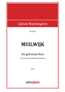 Cover Die gefrorene Rose