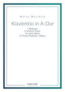 Cover Klaviertrio
