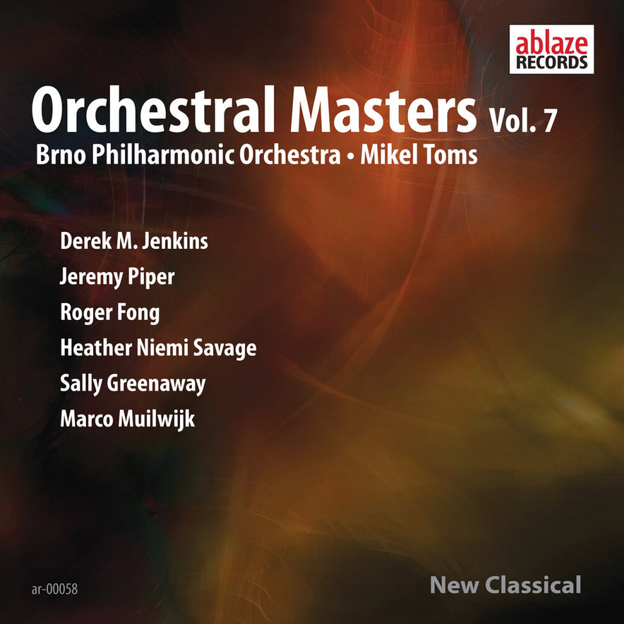 ABLAZE Orchestral Masters Vol7